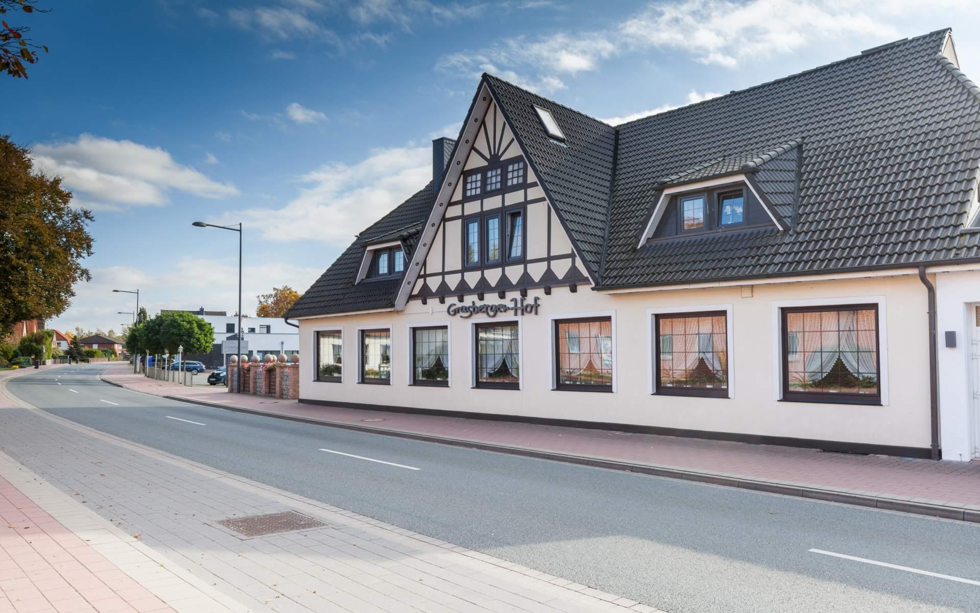 Gebäude Grasberger Hof